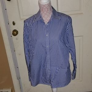 Women's button down dress shirt